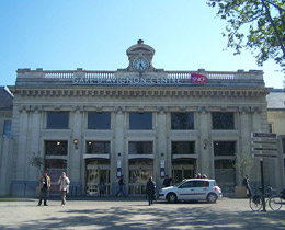 Photo de la Gare Avignon Centre ©