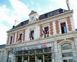 gare de brive la gaillarde. Black Bedroom Furniture Sets. Home Design Ideas