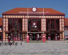 Hotel Gare Saint Etienne