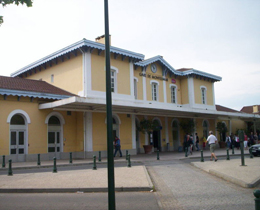 Photo de la Gare de Montélimar ©